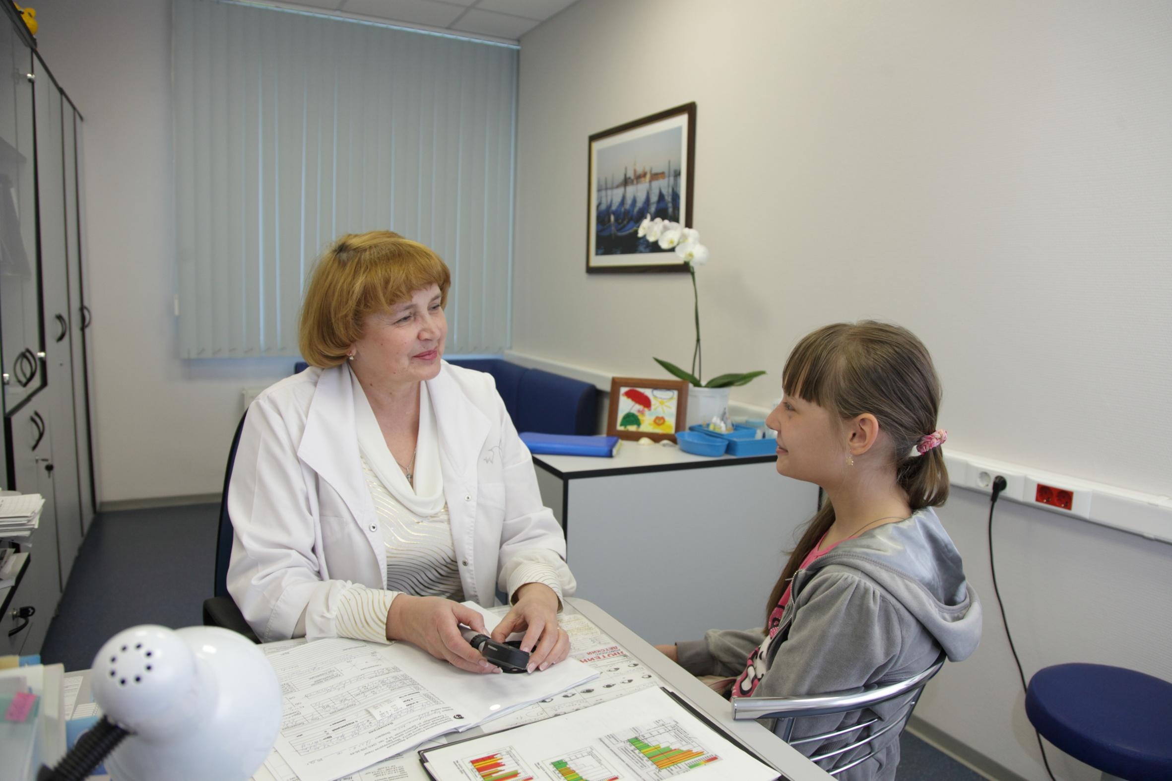 20 детская поликлиника флюорография